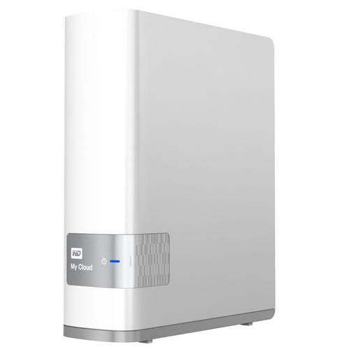 NAS My Cloud 2TB Giga Ethernet WDBCTL0020HWT-NESN