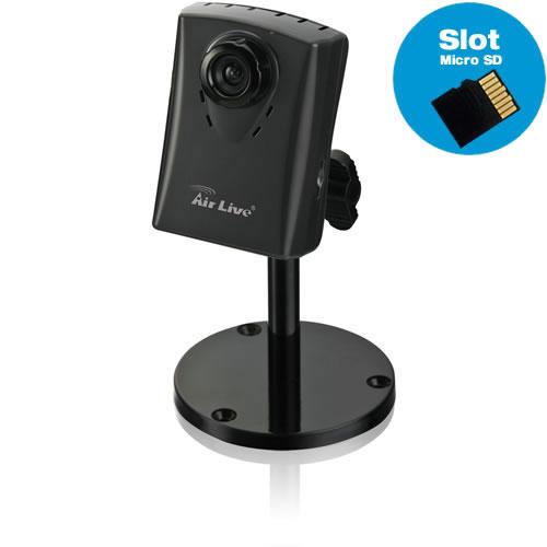 Camara IP 2.0 MP Soporta Micro SD Passive PoE 24Volt IP-200PHD-24