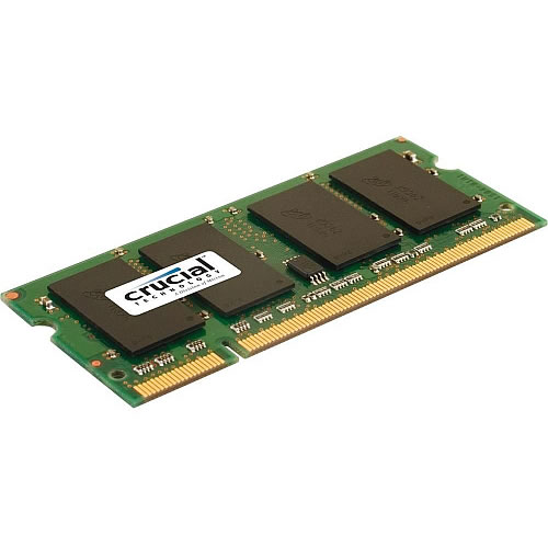 SODIMM 2GB DDR2 800MHz CT25664AC800