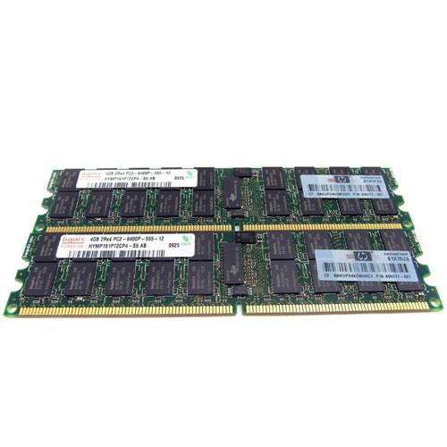 MEM 8GB Reg PC2-6400 2x4GB Kit 497767-B21