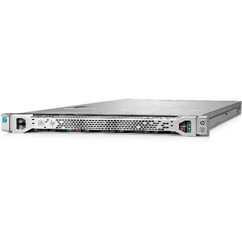 Servidor Proliant DL160 1U Gen9 E5-2609v4 8GB No HDD 830574-S01
