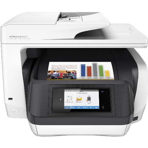 Multifuncional Officejet Pro 8720 e-All-in-One Printer