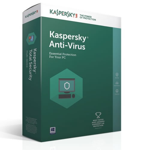 ANTIVIRUS 2017 1PC BOX pn.KL1171DBAFS