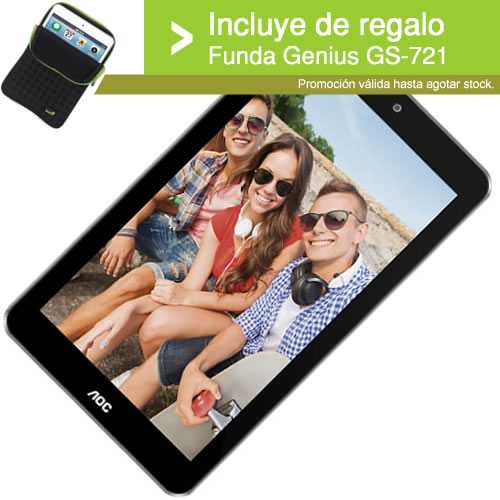 Tablet A726 1Gb 8Gb 7