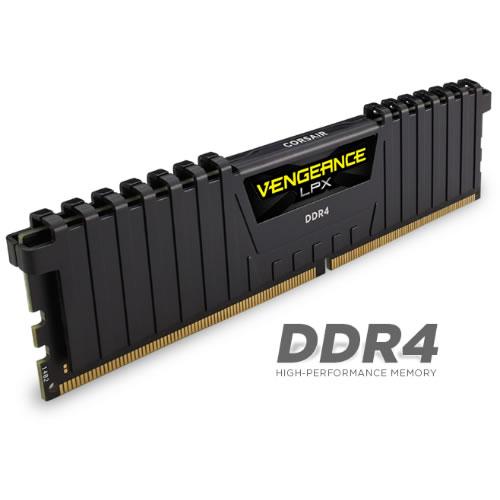 DIMM DDR4 16GB CSR Vengeance LPX 3000Mhz  pn CMK16GX4M1B3000C15