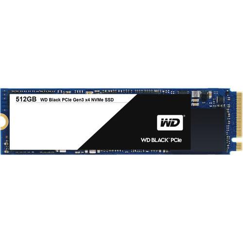 512GB SSD Black M.2 pn WDS512G1X0C