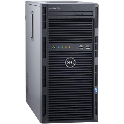 Servidor T130 E3-1220v6 8GB 2TB H330 DVDRW I8 BASIC FDOS 1Y  pn T1301E30812T1CHv2