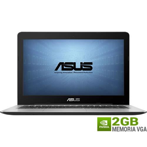 Notebook X456UR i7-7500U 8GB 1TB GF930MX 2GB 14