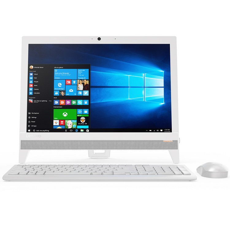 Aio 310 20IAP j3710 4GB 1TB Win10 White pn.F0CL0041CL