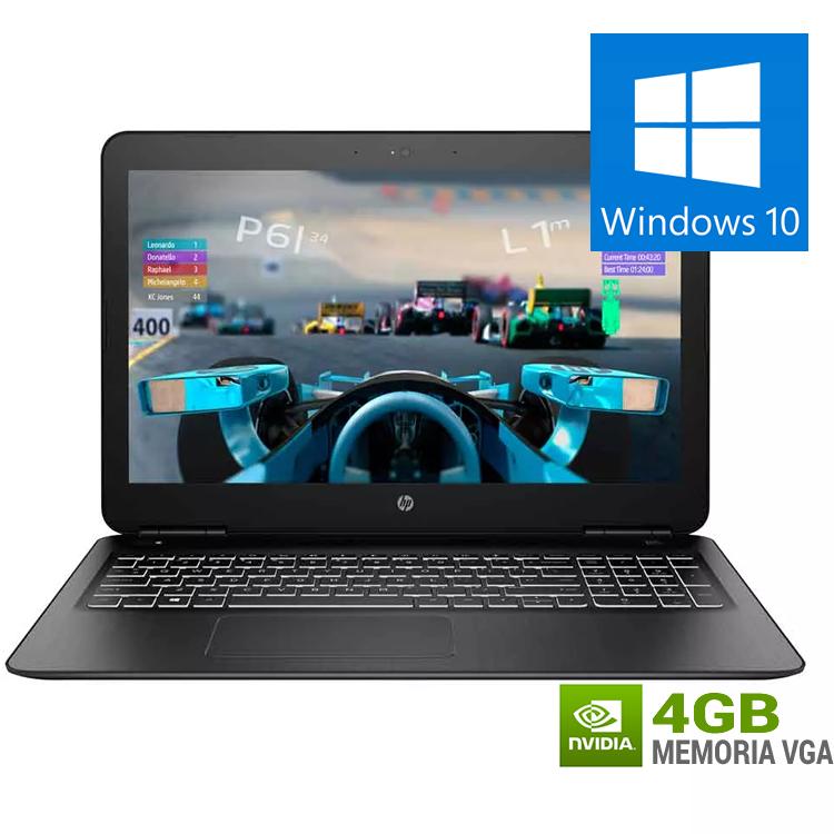 Notebook Pavilion 15-bc301la  i5-7200U 8GB 1TB GTX 950M 4GB 15.6